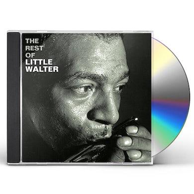 REST OF LITTLE WALTER CD