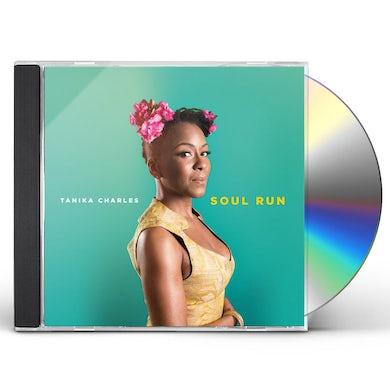 Tanika Charles SOUL RUN CD