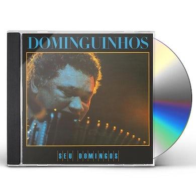 Dominguinhos SERIE DISCOBERTAS CD