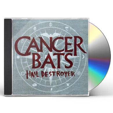 Cancer Bats HAIL DESTROYER CD
