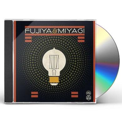 Fujiya & Miyagi LIGHTBULBS: SPECIAL EDITION CD