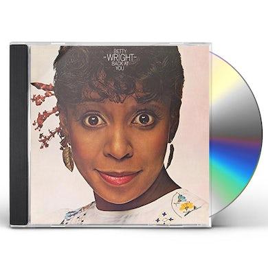 Betty Wright WRIGHT BACK AT YOU (BONUS TRACKS EDITION) CD
