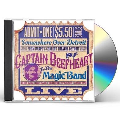 Captain Beefheart HARPOS DETROIT DEC 11TH 1980 CD