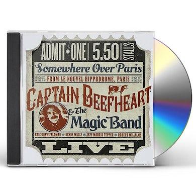 Captain Beefheart LE NOUVEL HIPPODROME PARIS 1977 CD
