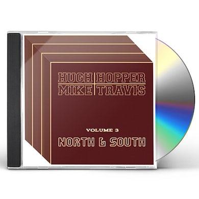 Hugh Hopper VOLUME THREE NORTH & SOUTH CD