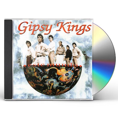 Gipsy Kings ESTE MUNDO CD