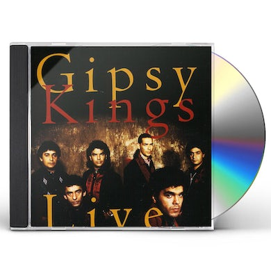 Gipsy Kings LIVE CD