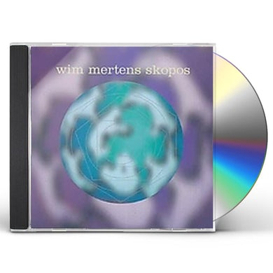 Wim Mertens SKOPOS CD