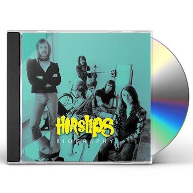 Horslips BIOGRAPHY CD