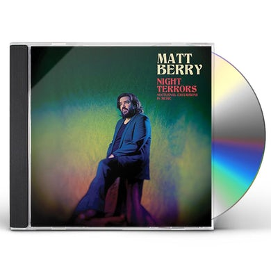 Matt Berry NIGHT TERRORS CD