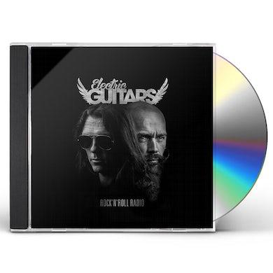 ELECTRIC GUITARS ROCK'N'ROLL RADIO CD