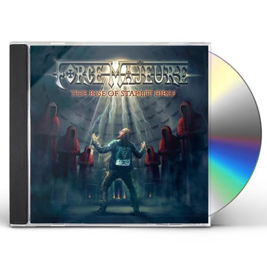 Force Majeure RISE OF STARLIT FIRES CD