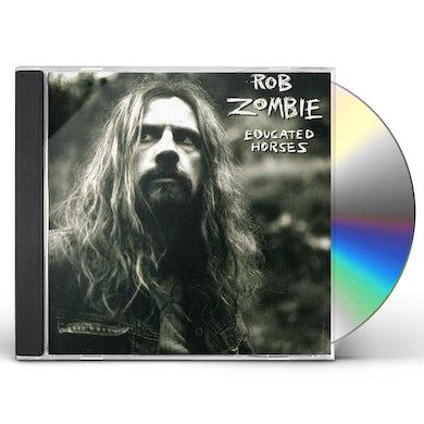 Rob Zombie EDUCATED HORSES CD