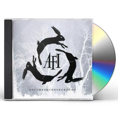 AFI DECEMBERUNDERGROUND CD