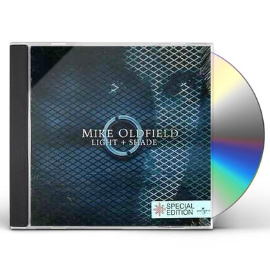 Mike Oldfield LIGHT & SHADE CD