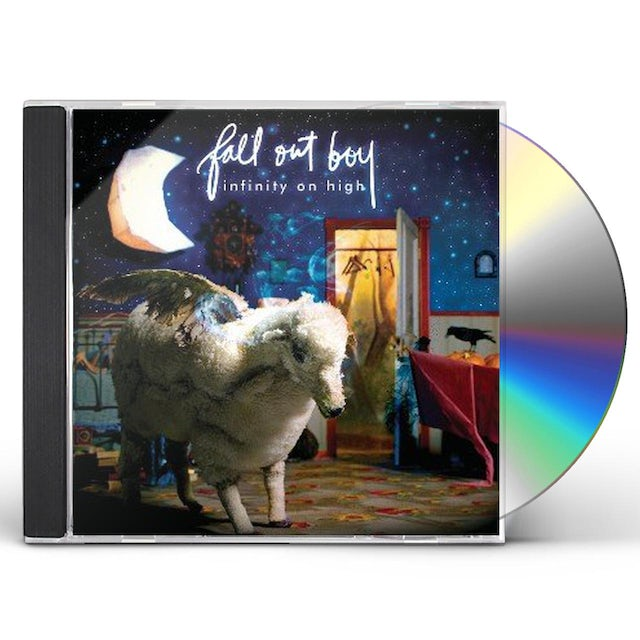 Fall Out Boy INFINITY ON HIGH CD