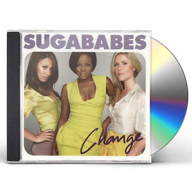 Sugababes CHANGE CD