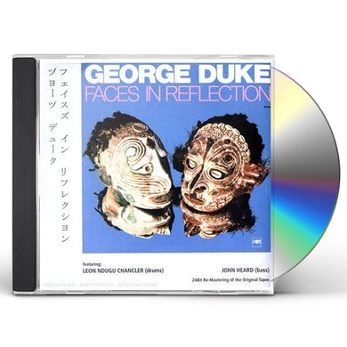 George Duke FACES IN REFLECTION CD