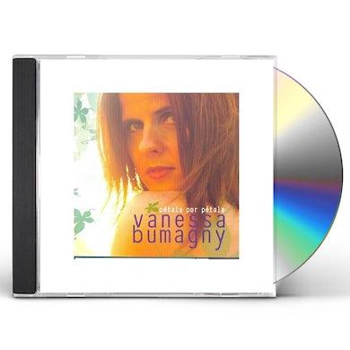 Vanessa Bumagny PETALA POR PETALA CD