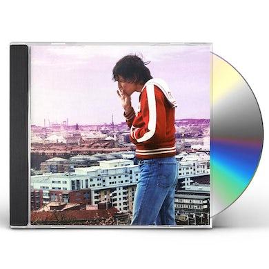 Hakan Hellstrom 2 STEG FRAN PARADISE CD