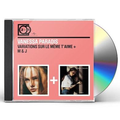 Vanessa Paradis M & J/VARIATIONS SUR LE MEME CD