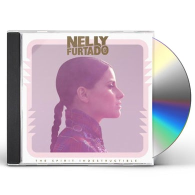 Nelly Furtado SPIRIT INDESTRUCTIBLE CD