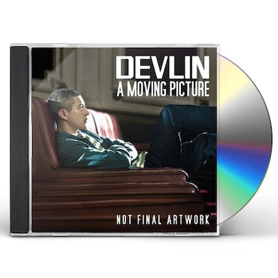 Devlin MOVING PICTURE CD