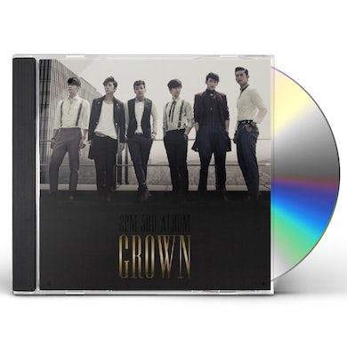 2PM GROWN CD