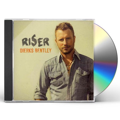 Dierks Bentley RISER CD