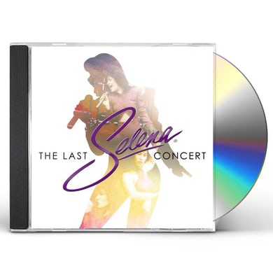 Selena The Last Concert (CD/DVD) CD
