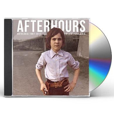 Afterhours FOTO DI PURA GIOIA: ANTOLOGIA 1987-2017 CD