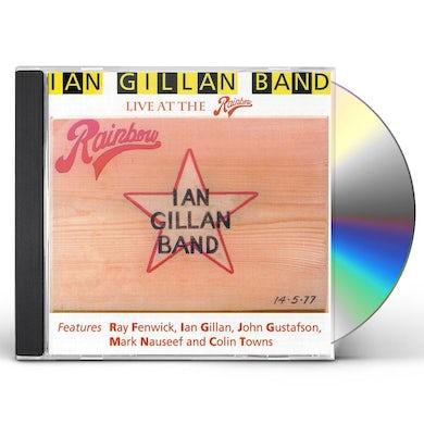 Ian Gillan LIVE AT THE RAINBOW CD