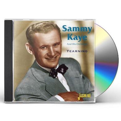 Sammy Kaye YEARNING CD