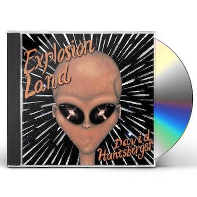 David Huntsberger EXPLOSIONLAND CD
