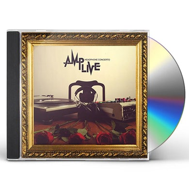 Amp Live HEADPHONE CONCERTO CD