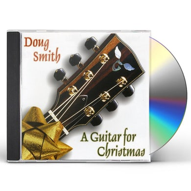 Doug Smith GUITAR FOR CHRISTMAS CD