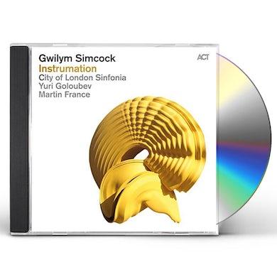Gwilym Simcock INSTRUMATION CD