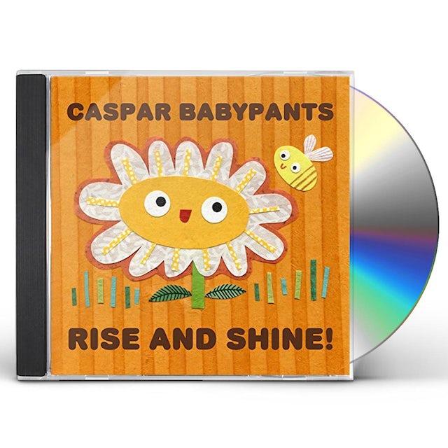 Caspar Babypants RISE & SHINE CD