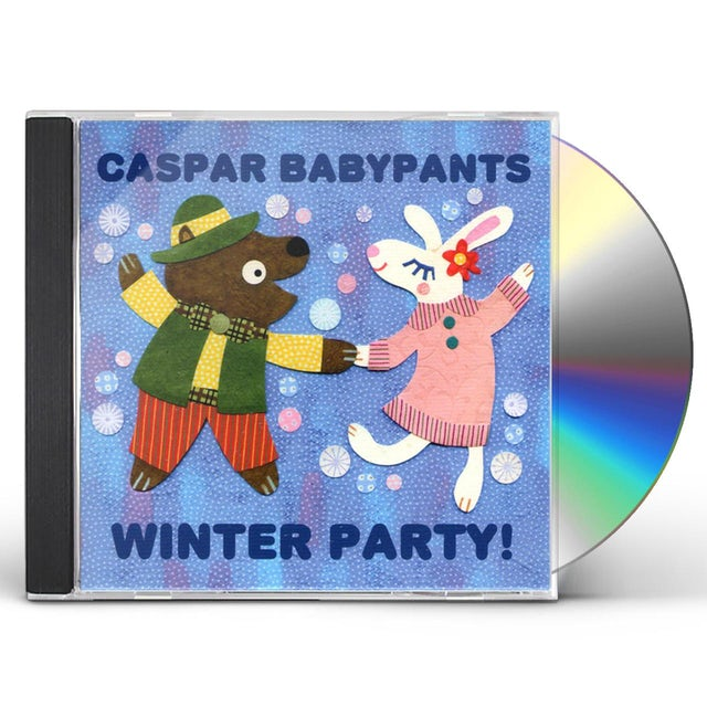Caspar Babypants WINTER PARTY! CD