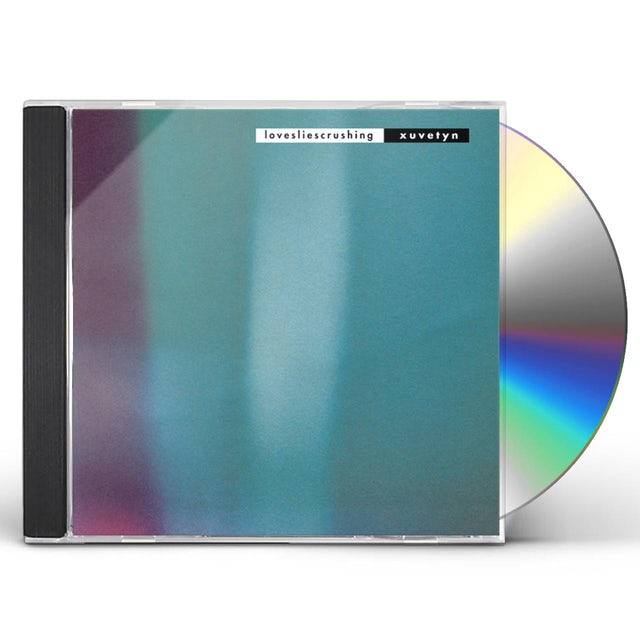 Lovesliescrushing XUVETYN CD