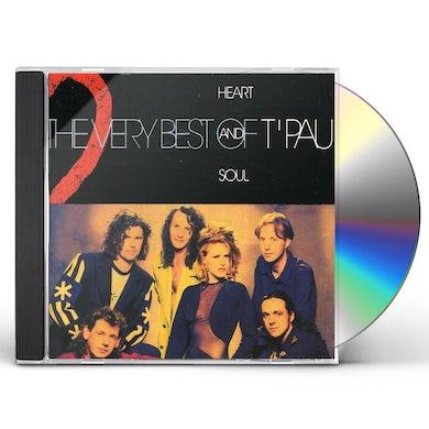 HEART & SOUL: BEST OF CD