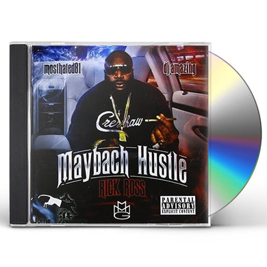 Rick Ross MAYBACH HUSTLE CD