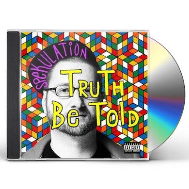 Spekulation TRUTH BE TOLD CD