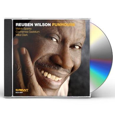 Reuben Wilson FUN HOUSE CD