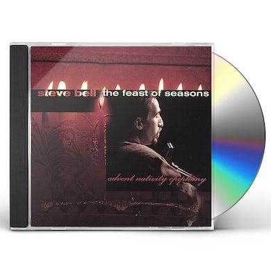 Steve Bell FEAST OF SEASONS CD