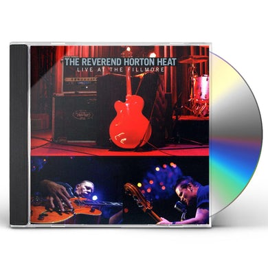 The Reverend Horton Heat LIVE AT THE FILLMORE CD