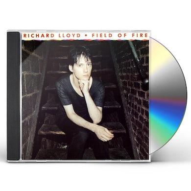 Richard Lloyd FIELD OF FIRE CD
