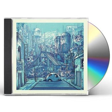Restorations LP5000 CD