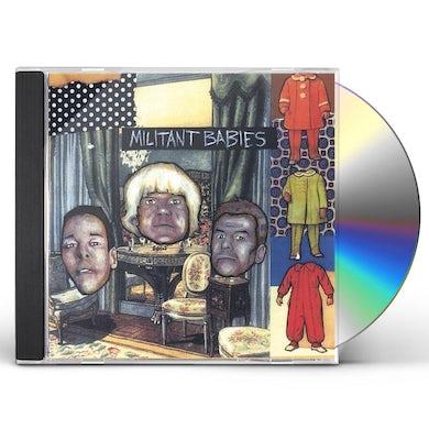 Militant Babies CD