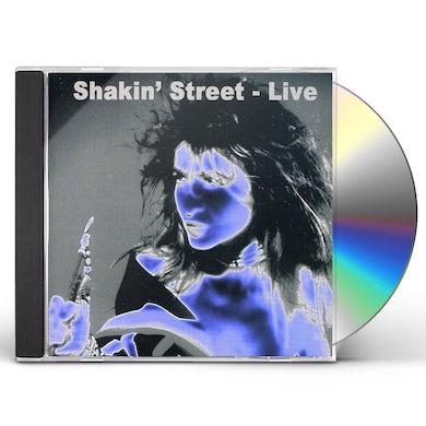 Shakin Street LIVE CD